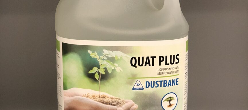 Quat Plus Green Cleaner (4 L)